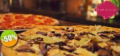 El Patio de mi Casa - $77 en lugar de $155 por 1 Pizza a la Leña de Pepperoni, 4 Quesos o Margarita + 1 Cerveza Nacional ó 1 Limonada. Click: CupoCity.com