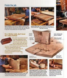 Router Planning Jig - Planer Router
