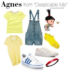 "Agnes from ""Despicable Me""- Buy here"