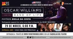 ¡Única Función! Estadounidense Oscar Williams And The Band Of Life en el Centro Cultural Chacao http://crestametalica.com/evento/unica-funcion-estadounidense-oscar-williams-and-the-band-of-life-en-el-centro-cultural-chacao/ vía @crestametalica