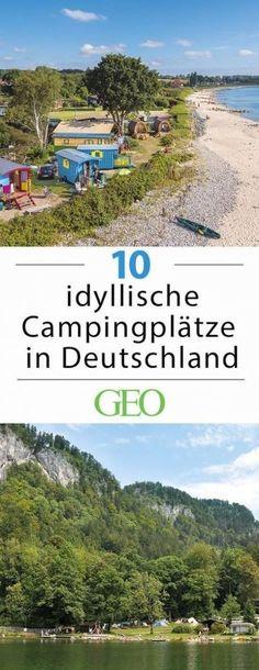 Beste Campingplätze Deutschland