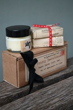 Priddy Essentials Handcare Gift set - comes in a range of delicious scents, from Bergamot and Lime, to Valencia Orange and Rowan Berry.