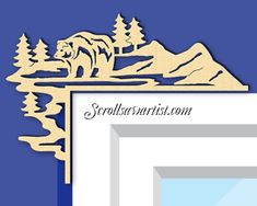 Scroll Saw Patterns :: Wildlife Scroll Saw Patterns Free, Scroll Pattern, Free Pattern, Black Bear Decor, Best Scroll Saw, Free Jigsaw Puzzles, Wooden Puzzles, Project Free, Wooden Shapes