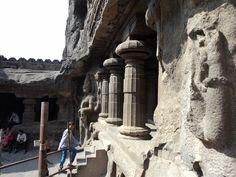 Ellora Caves,India