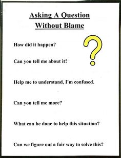 without blame