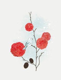 Glitz Bliss: Lovely Little Thing: Little Snow Bird