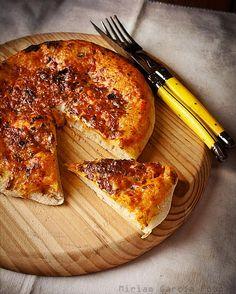 Mi masa de pizza