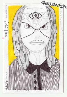 Alex Hdz from #AlexHdz - http://la-artist.com/artcard/2013/09/alex-hdz-11/
