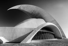 Santa Cruz Opera House, Santiago Calatrava