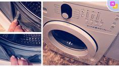 ЧИСТКА стиральной машинки от ПЛЕСЕНИ и НАЛЁТА. Бюджетный способ! Nataly ...