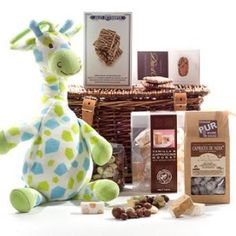 Cuddles and Candies New Baby Gift Basket to Romania - http://www.247babygifts.net/cuddles-and-candies-new-baby-gift-basket-to-romania/
