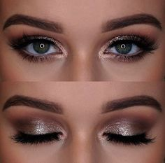 Eye Makeup Tutorial Blue Eyes below Topshop Glitter Eyeshadow Palette or Good Glitter Eyeshadow these Eye Makeup Ideas For Redheads unless Glitter Eyeshadow Kiko