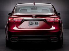 2013 Toyota Avalon Rear