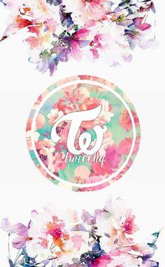 Read Twice Logo Wallpaper from the story Twice Wallpaper ❤ by (Yang Jeneul) with reads. twice, koreanpop, dahyun. K Wallpaper, Lock Screen Wallpaper, Twice Logo, Taemin, Kpop Logos, Twice Fanart, Chaeyoung Twice, Twice Jihyo, Art Folder