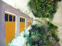 Same street, a different day by Yukari Kaihori