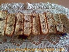 VEGAN RUSKS Soul Food, Nom Nom, Vegan Recipes, Bread, Cookies, Baking, Sweet Stuff, Lovers, Crack Crackers
