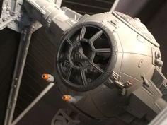 Star Wars Models, Tie Fighter, Model Building, Pilots, Scale Models, Starwars, Statues, Sci Fi, Toys