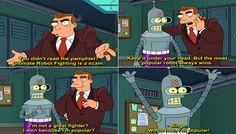 Futurama Quotes | Bender