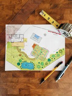 Our New Garden Plans Revealed! 2 Garden Sink, Circular Driveway, Chicken Runs, Garden Planning, Irrigation, Raised Beds, Vegetable Garden, Homesteading, Wild Flowers