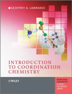 Free download student solutions manual to accompany atkins introduction to coordination chemistry inorganic chemistry a textbook series fandeluxe Choice Image