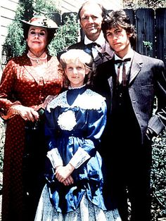 The 'Older' Oleson family.