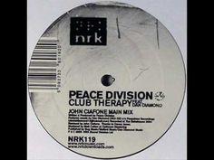 Peace Division feat. Dan Diamond - Club Therapy (John Ciafone Vocal Mix) {lyrics contain off-color language}