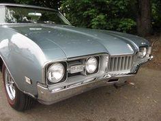 1968 Oldsmobile Cutlass Supreme - Front End Passenger Side