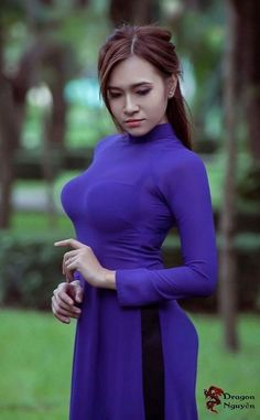 Ao Dai, Vietnam Girl, Vietnamese Dress, Foto Instagram, Beautiful Asian Women, Sexy Asian Girls, Hottest Models, Beautiful Actresses, Indian Beauty