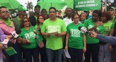 """Ciudadanos atravesarán el país levantando la """"Llama Verde del fin de la Impunidad"""""""