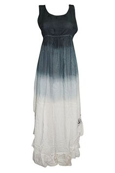Womens Peasant Grey Tie-Dye Long Boho Dresses M Mogul Int... https://www.amazon.com/dp/B01LWZ0AK9/ref=cm_sw_r_pi_dp_x_ksQAyb4JNWHPW