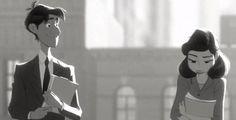 Disney releases their newest short film 'Paperman' online