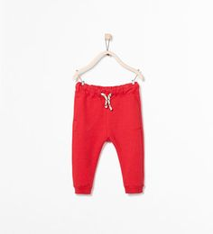 BASIC TROUSERS-Jogging-Baby boy (3 months - 3 years)-KIDS   ZARA United States
