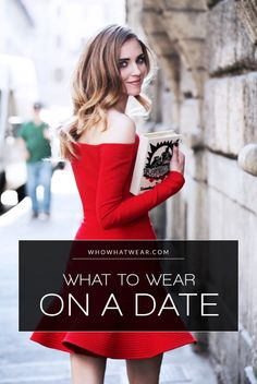 Take this quiz to figure out what outfit you should be wearing on your next date night. // #OutfitIdeas
