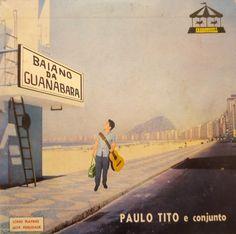 1960 LP cover. #Forro #Brasil