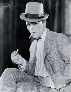 Portrait Of Actor Lon Chaney