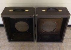 2x Echolette LE 2 Lautsprechergehäuse Vintage in Baden-Württemberg - Göppingen | Musikinstrumente und Zubehör gebraucht kaufen | eBay Kleinanzeigen