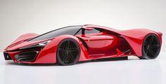 TrendsNow | Ferrari F80 Supercar Concept