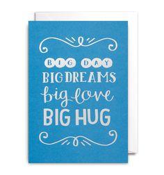 Greeting Card By Steph Baxter | LAGOM DESIGN