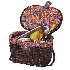 Brigham Cooler Basket