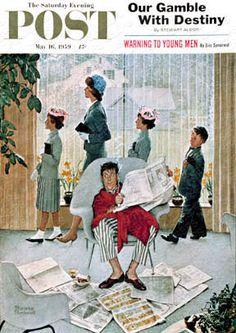 Sunday Morning May 16, 1959