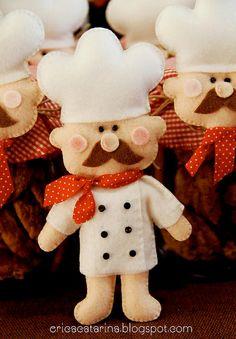 O Mestre Cookie by Ei menina! - Erica Catarina, via Flickr