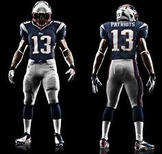 New Nike Patriots uniforms. I approve.