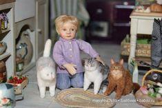 куклы Катерины Мунир (Catherine Muniere dolls)