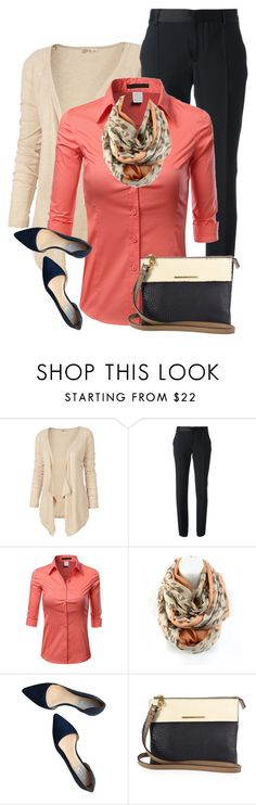 """""""Teacher"""" by daiscat ❤ liked on Polyvore featuring мода, Fat Face, Emanuel Ungaro, Doublju, Cole Haan и Marc by Marc Jacobs"""