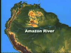Geography of Latin America Overview - YouTube-slow but informative