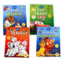 "Bulk Disney ""Adventures in Learning"" Workbooks at DollarTree.com"