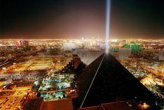 Superbes photos de Las Vegas vue du dessus ~ Rincevent Blog Poker