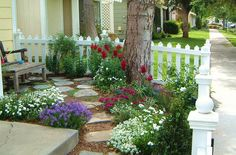 I would love to do this to my very tiny front patch of yard.