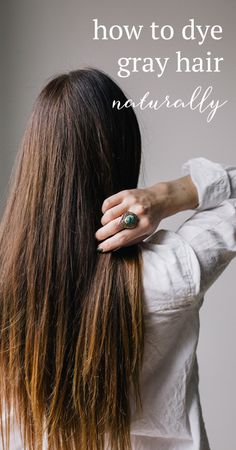 you have got to check out this hair healing system that transforms the health of the hair by making it stronger and gives it more body and luster. it just so happens to reverse gray hair to its natural color as well #naturalliving #greenbeauty #hairprint