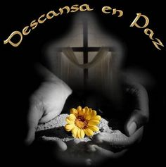 que en paz descanse images - Yahoo Search Results Condolences Quotes, Condolence Messages, Missing Loved Ones, Spanish Jokes, Chevron Baby Blankets, Funeral Flower Arrangements, Miss You Mom, Peace Quotes, God Jesus